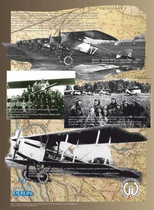 Lotniczy Dęblin w Starych fotografiach 10