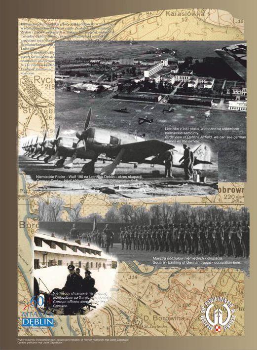 Lotniczy Dęblin w Starych fotografiach 15