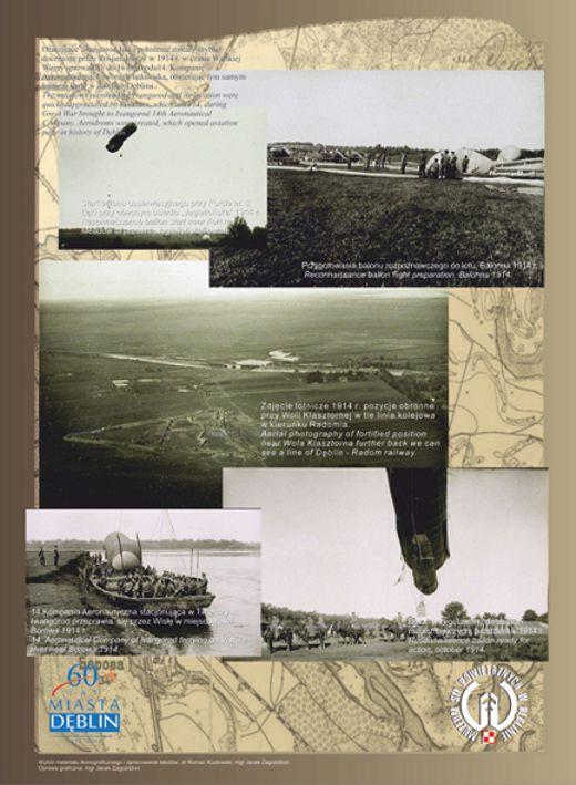 Lotniczy Dęblin w Starych fotografiach 3