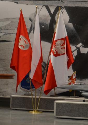 Flagi polskie