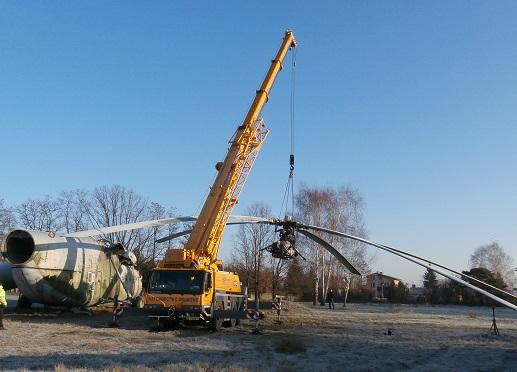 Przygotowanie do transportu Mi - 6 (1)