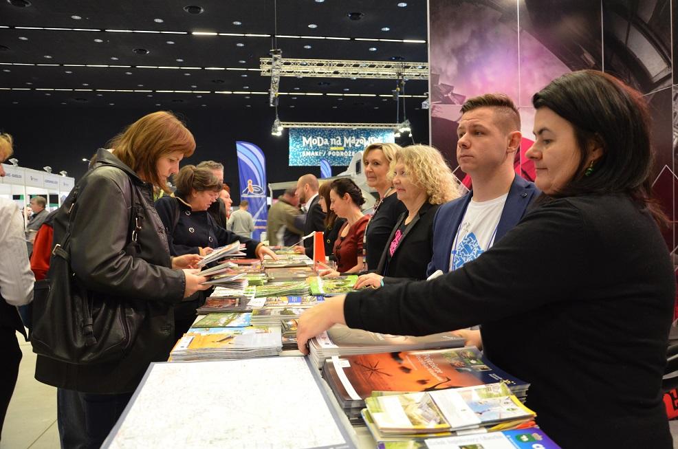 Międzynarodowe Targi Turystyki GLOBalnie Katowice 2016. Stoisko