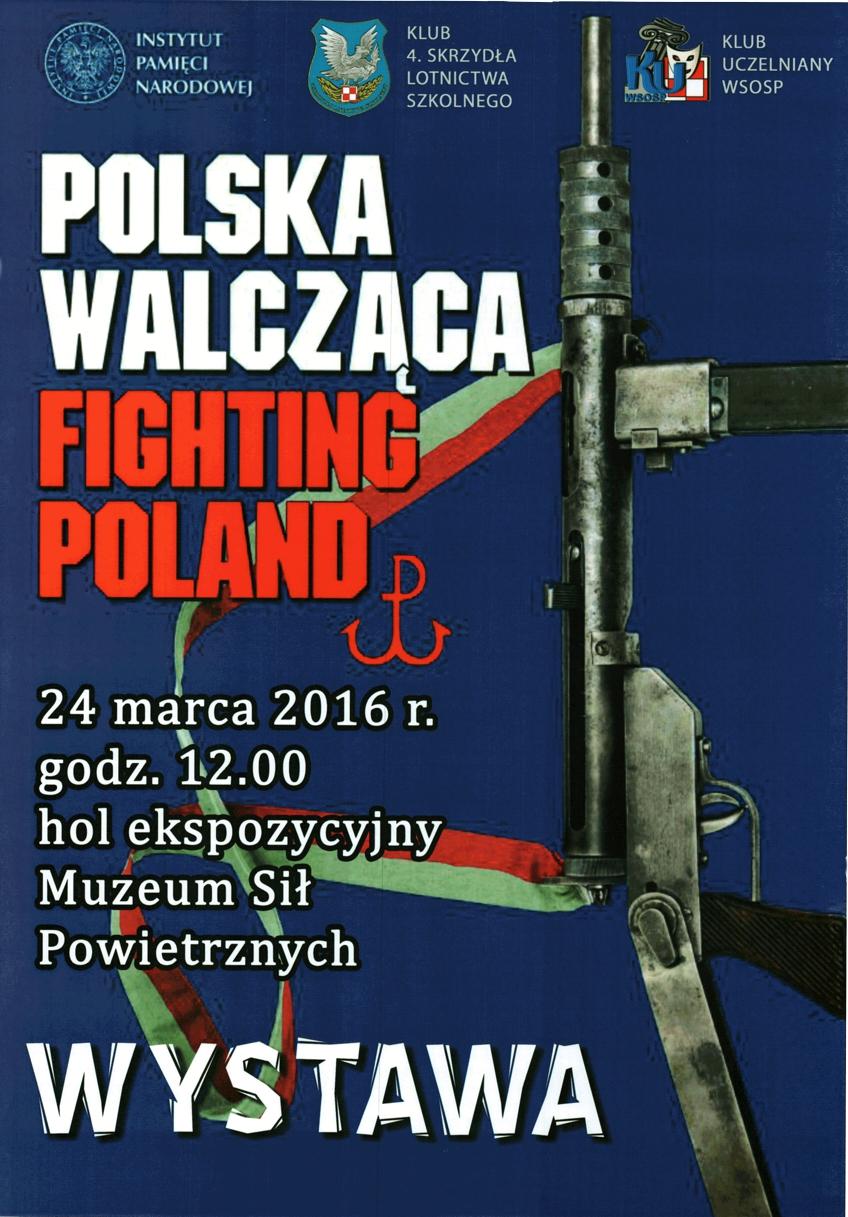 Polska Walcząca plakat.