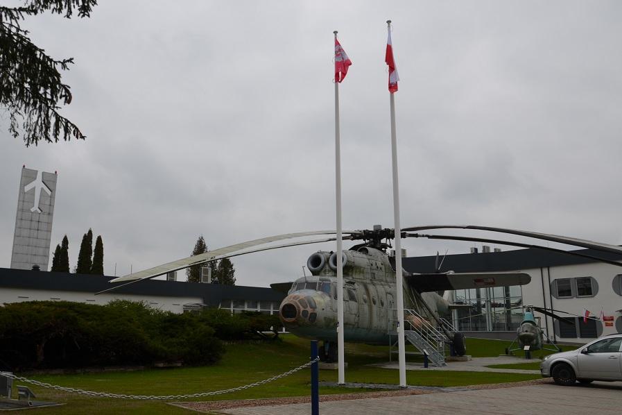 Dzień Flagi Muzeum Sił Powietrznych w Dęblinie