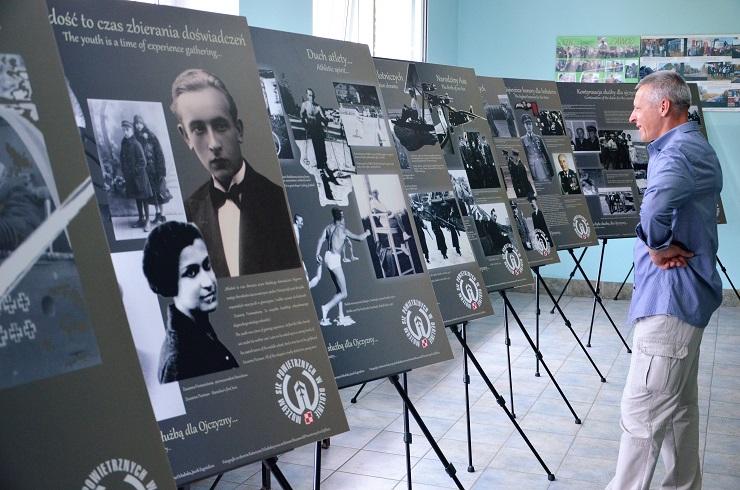 Wystawa o geberale Skalskim w Lotniczych Zakładach Naukowych we Wrocławiu