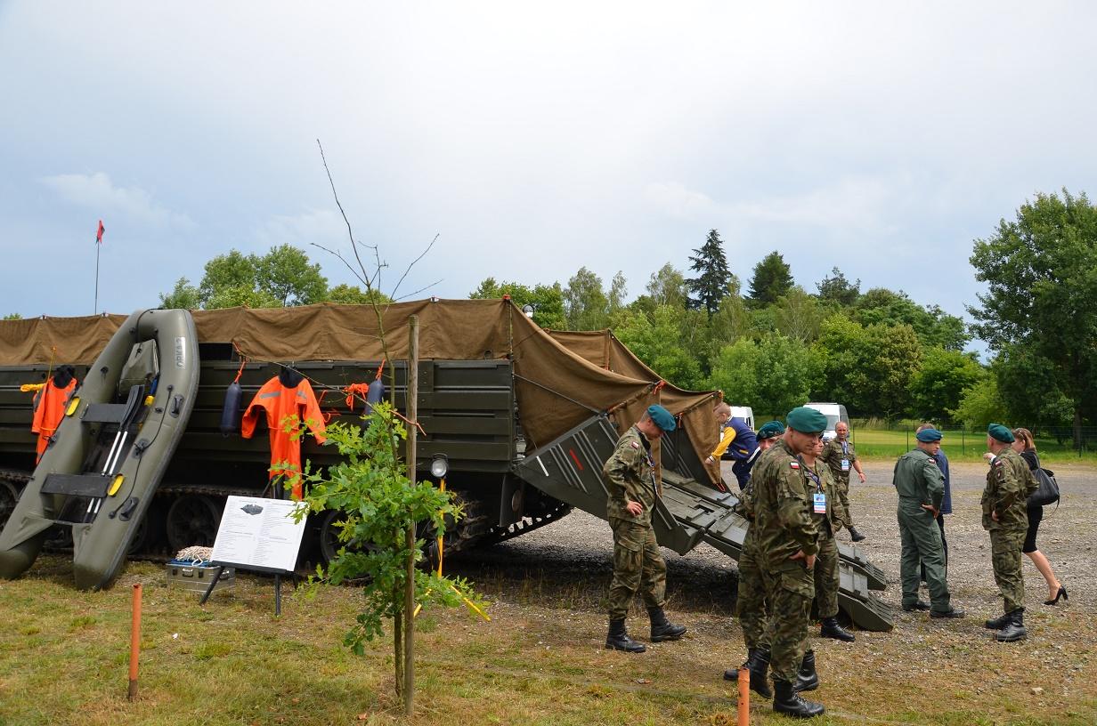 Piknik rodzinny Lublin 09.07.2016 stoisko MSP 5