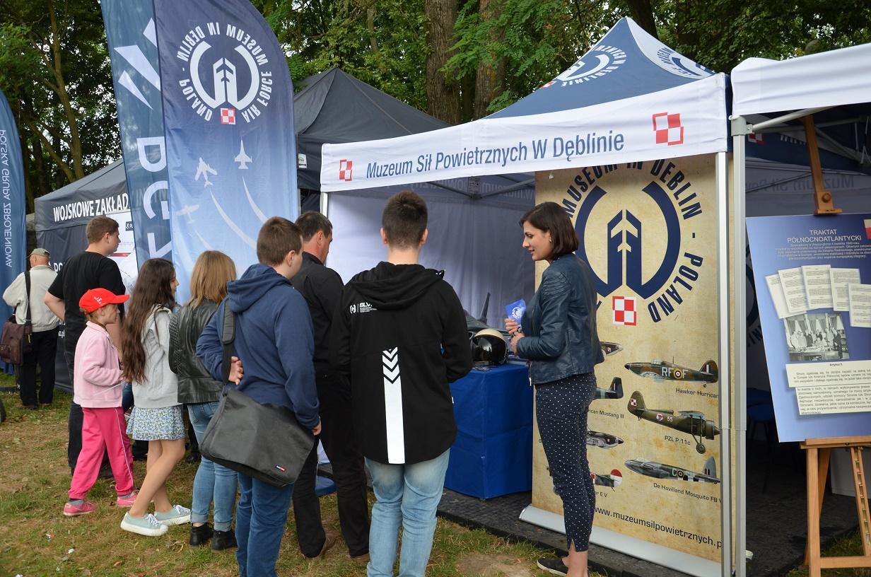 Piknik rodzinny Lublin 09.07.2016 stoisko MSP
