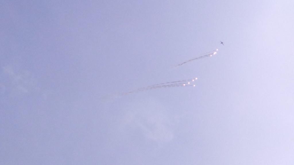 Śląski Air Show Muchowiec 2016 - pokaz F-16