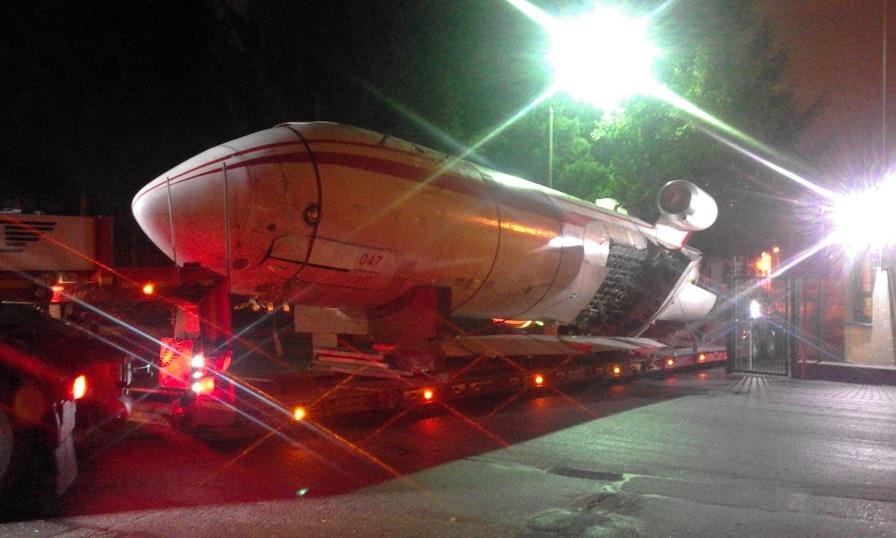 jak-40-muzeum-obrony-przeciwlotniczej-transport-3
