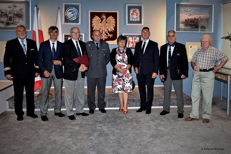 Podpisanie porozumienia z krakowskim oddziałem SSLW RP(3)